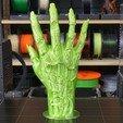 Download STL files Zombie Hand, FotisMint