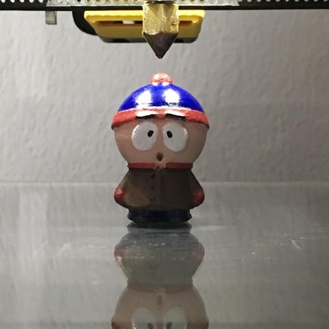 Free 3D printer model South Park Crew, FotisMint