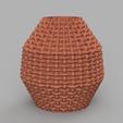 15 rendu 1.png Télécharger fichier STL X86 Mini vase collection  • Objet imprimable en 3D, motek