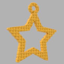 40.png Télécharger fichier STL gratuit Etoile creuse  • Plan pour imprimante 3D, motek