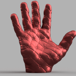 Download 3D printing templates Hand sofa, Motek3D