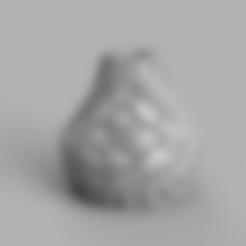 Download free 3D printer designs Pattern vase, Motek3D