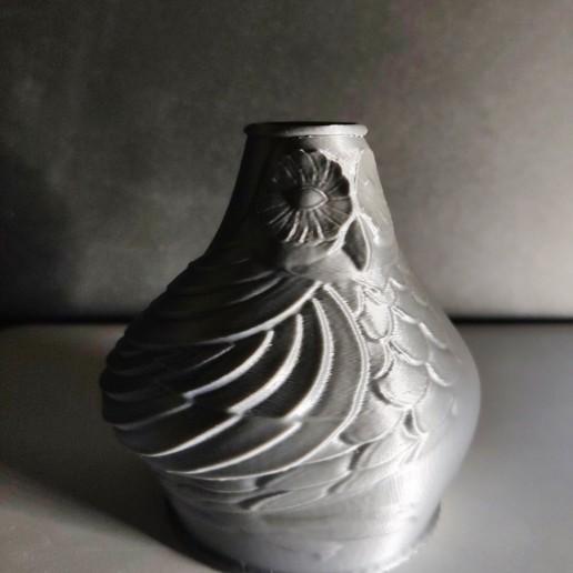 vase owl pres 1.jpg Télécharger fichier STL X86 Mini vase collection  • Objet imprimable en 3D, motek