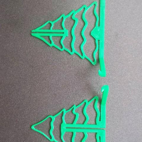 Télécharger fichier 3D gratuit Christmas tree easy stand, Motek3D
