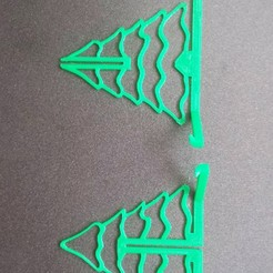 Download free 3D print files Christmas tree easy stand, Motek3D