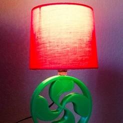 Télécharger fichier STL Lampe basque, Motek3D