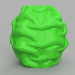 29 rendu 1 .png Download STL file Vase 29 • 3D printable object, Motek3D