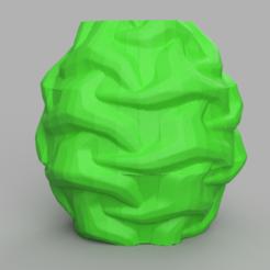 29 rendu 1 .png Télécharger fichier STL Vase 29 • Plan imprimable en 3D, Motek3D