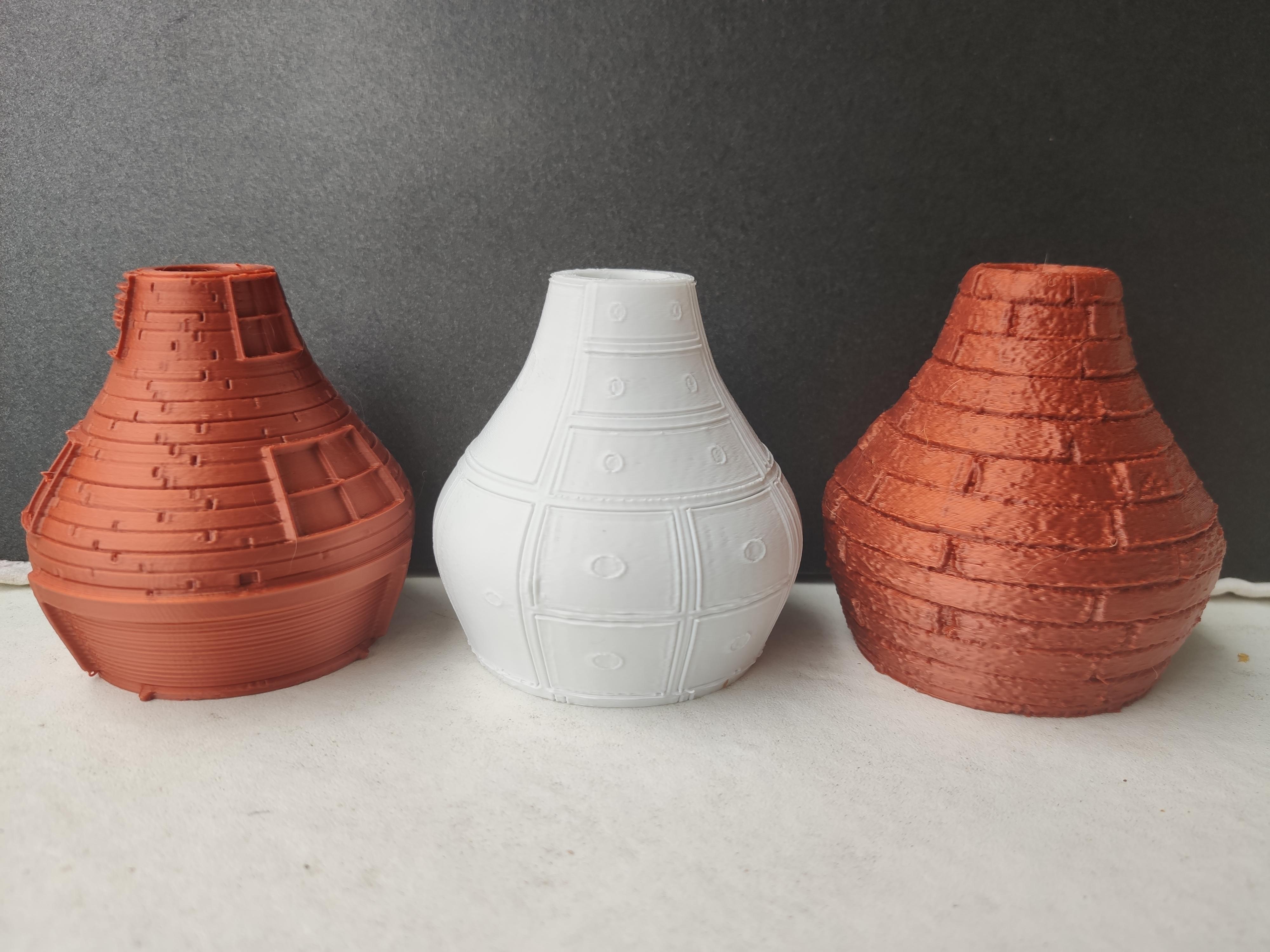 IMG_20200710_132114.jpg Télécharger fichier STL X86 Mini vase collection  • Objet imprimable en 3D, motek