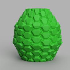 20 rendu 1 .png Télécharger fichier STL Vase 20 • Modèle pour imprimante 3D, Motek3D
