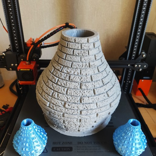 IMG_20200713_085840.jpg Télécharger fichier STL X86 Mini vase collection  • Objet imprimable en 3D, motek
