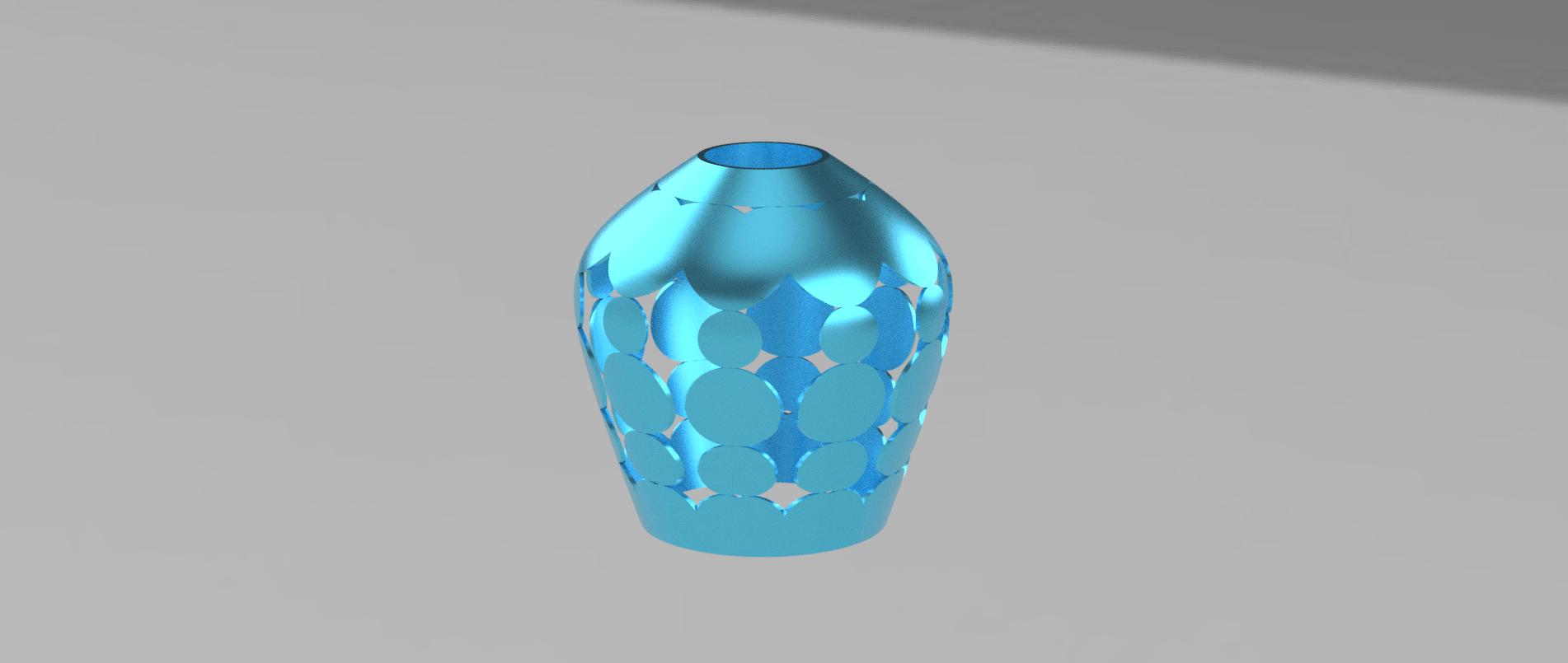 BULLEBAJOUR.png Download STL file bubble lamp shade • 3D printing design, motek