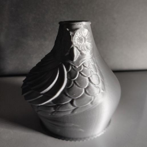vase owl pres 2.jpg Télécharger fichier STL X86 Mini vase collection  • Objet imprimable en 3D, motek
