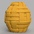 10 rendu 1 .png Télécharger fichier STL X86 Mini vase collection  • Objet imprimable en 3D, motek
