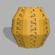 28 rendu 3 .png Télécharger fichier STL X86 Mini vase collection  • Objet imprimable en 3D, motek
