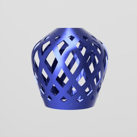 abat jour e27 1 v1.png Download STL file Lamp shade • 3D printable model, motek