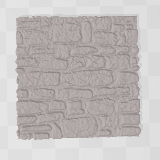 pierre.png Download free STL file Stone Texture • 3D printer design, Motek3D