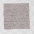 Télécharger fichier STL gratuit Texture pierre , Motek3D