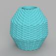 19 rendu 1 .png Télécharger fichier STL X86 Mini vase collection  • Objet imprimable en 3D, motek