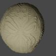 Download STL file Butterfly Skull mandala • 3D printer design, Motek3D