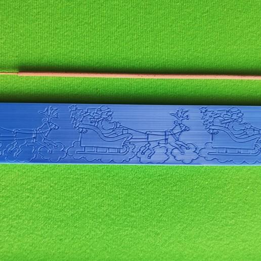 IMG_20191119_122603.jpg Download free STL file christmas incense holder / porte-encens • 3D printable model, Motek3D