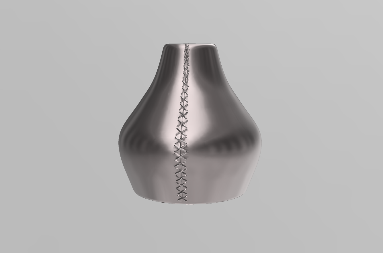 vase couture 2.png Télécharger fichier STL X86 Mini vase collection  • Objet imprimable en 3D, motek