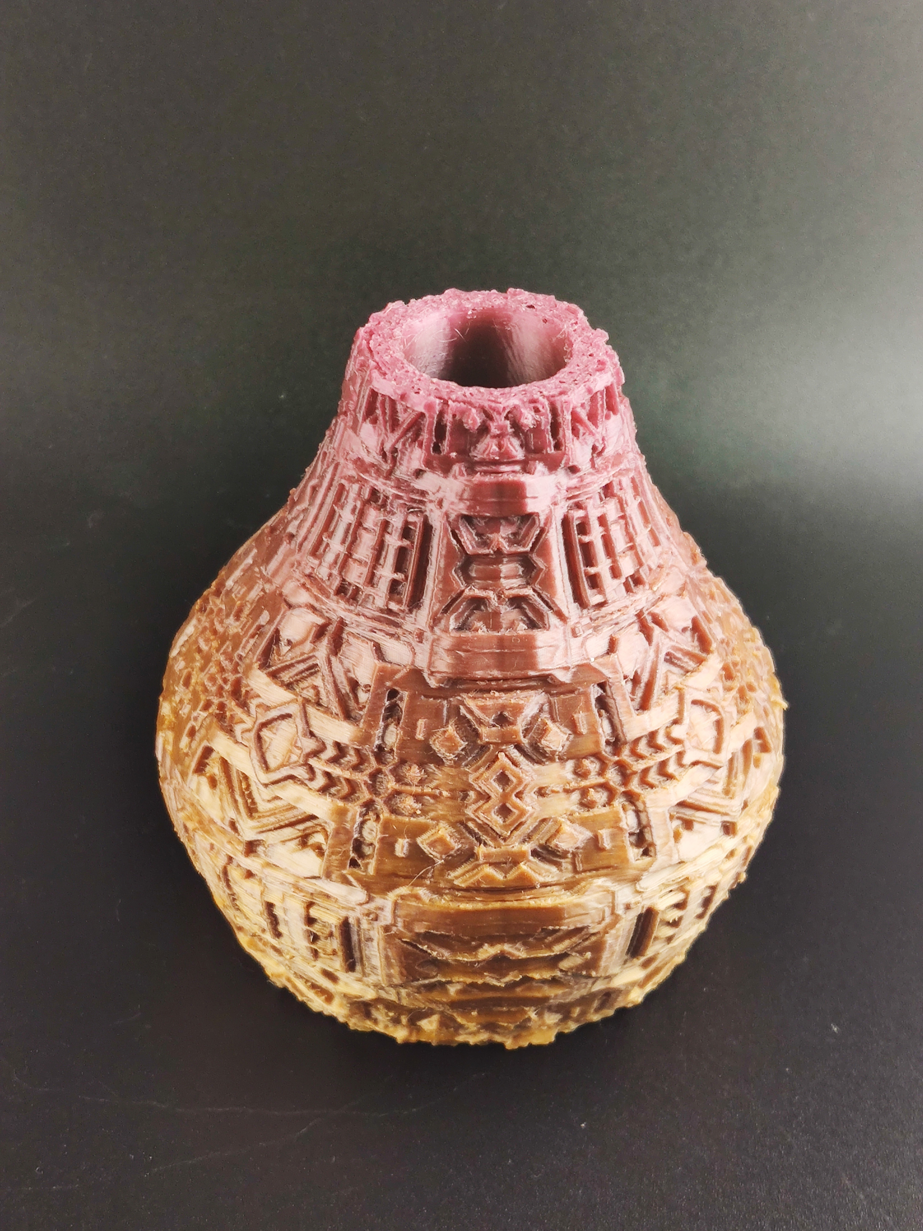 IMG_20200718_153658.jpg Télécharger fichier STL X86 Mini vase collection  • Objet imprimable en 3D, motek