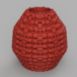 27 rendu 3 .png Télécharger fichier STL X86 Mini vase collection  • Objet imprimable en 3D, motek