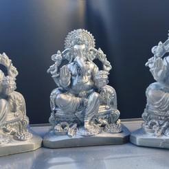 IMG_20201108_154846.jpg Télécharger fichier STL Ganesh • Design imprimable en 3D, motek
