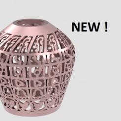 Descargar modelo 3D Pantalla de lámpara social, Motek3D