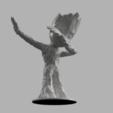 Download free STL file Baby Groot Dab • 3D printing template, Motek3D