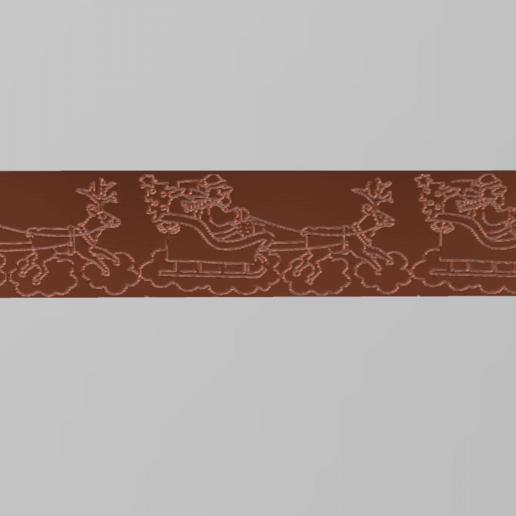 christmas encense holder.png Download free STL file christmas incense holder / porte-encens • 3D printable model, Motek3D