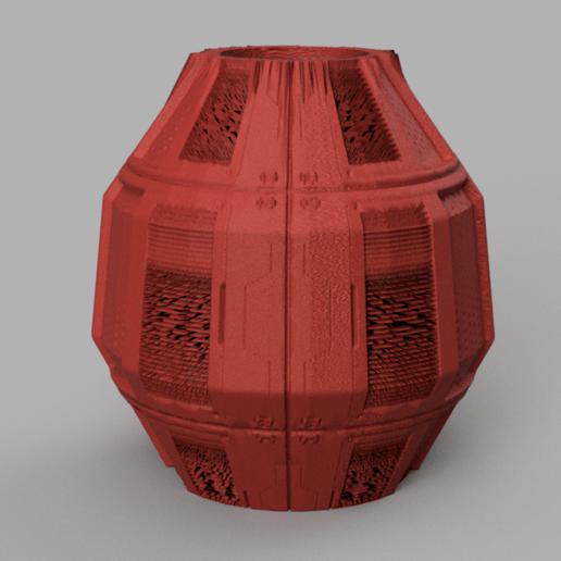 31 rendu 1 .png Télécharger fichier STL X86 Mini vase collection  • Objet imprimable en 3D, motek