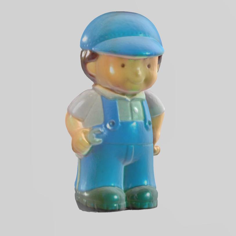 bonhomme pres.png Download free STL file mechanic • Model to 3D print, Motek3D