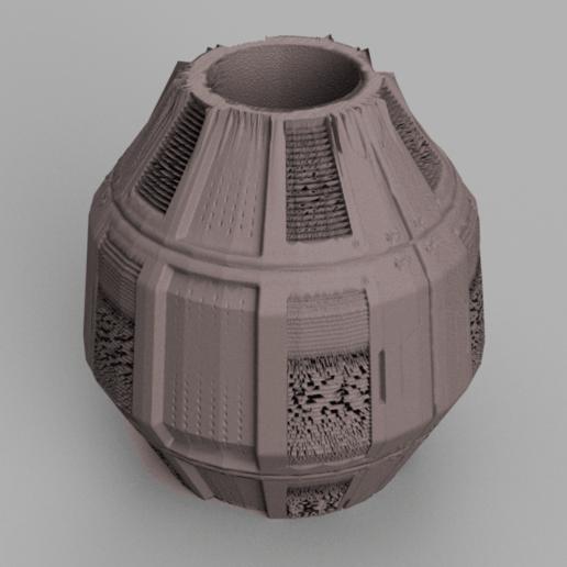 31 rendu 2.png Télécharger fichier STL X86 Mini vase collection  • Objet imprimable en 3D, motek