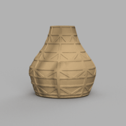 Download free 3D print files Barn Vase, Motek3D