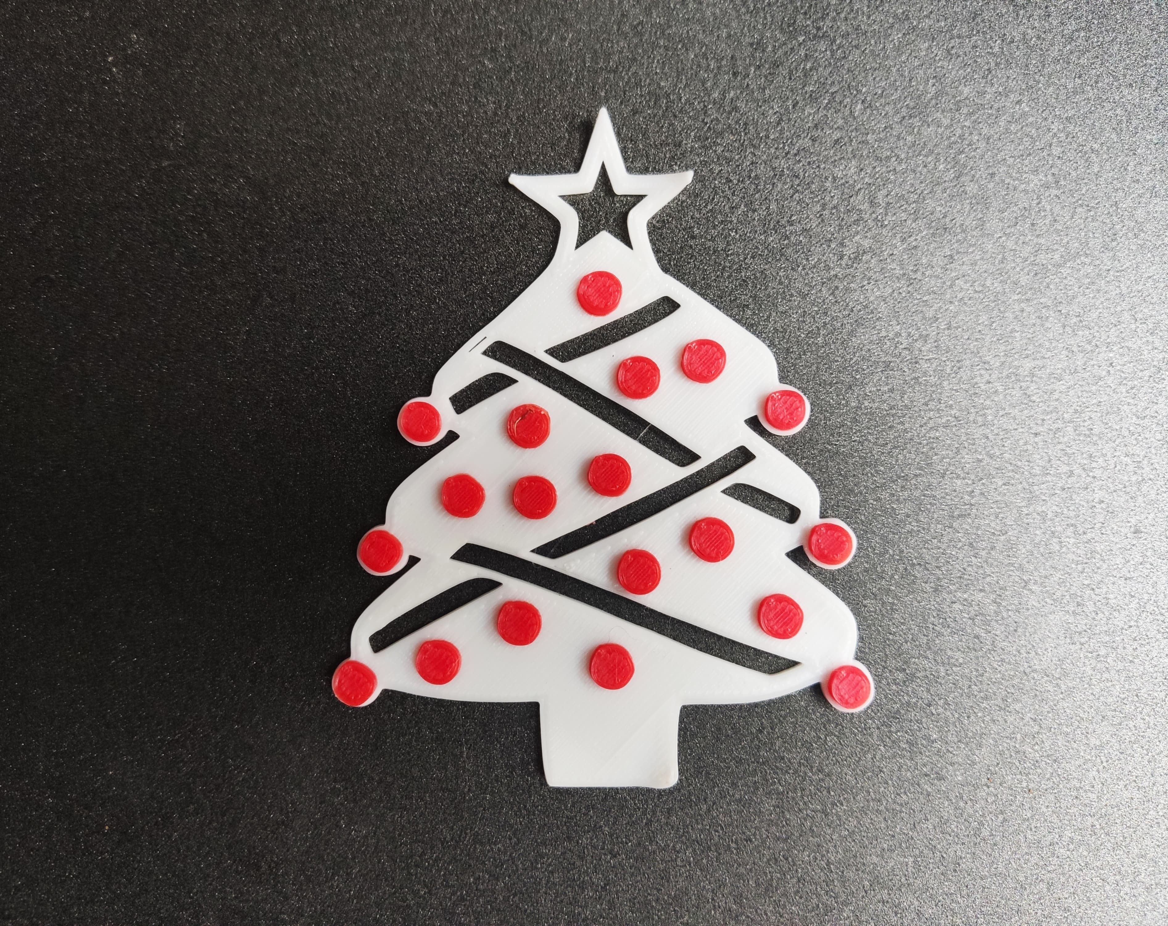 76781350_473103876642792_1483511884773588992_n.jpg Download free STL file Christmas tree ornament • 3D printer design, motek