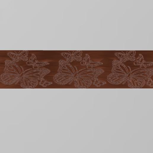 Download free STL file Incense holder / butterfly incense-holder • Object to 3D print, Motek3D