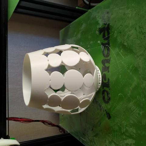 IMG_20190506_085545.jpg Download STL file bubble lamp shade • 3D printing design, motek