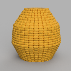 11 rendu 1 .png Download free STL file brick vase 2 • 3D printable design, Motek3D