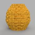 12 rendu 1 .png Télécharger fichier STL X86 Mini vase collection  • Objet imprimable en 3D, motek