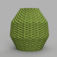 21 rendu 1 .png Télécharger fichier STL X86 Mini vase collection  • Objet imprimable en 3D, motek