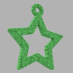 38.png Télécharger fichier STL gratuit Etoile creuse  • Plan pour imprimante 3D, motek