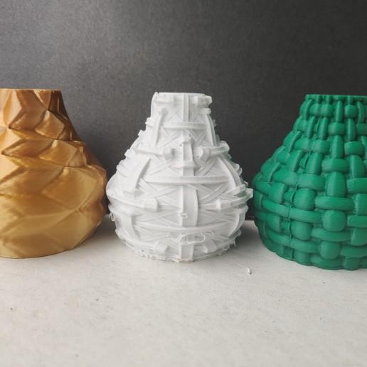 IMG_20200710_131752.jpg Télécharger fichier STL X86 Mini vase collection  • Objet imprimable en 3D, motek