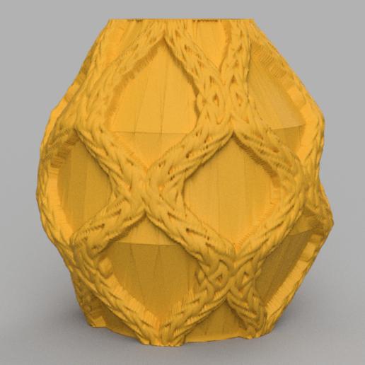 8 rendu 1 .png Télécharger fichier STL X86 Mini vase collection  • Objet imprimable en 3D, motek