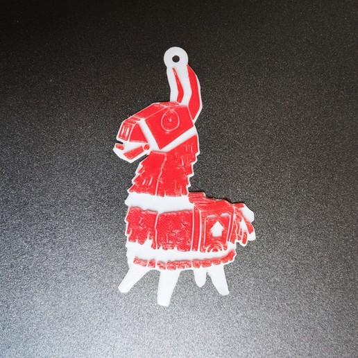 IMG_20191117_093947.jpg Download free STL file Ornamental lama • Model to 3D print, Motek3D