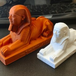 IMG_20201228_113323.jpg Download STL file Sphinx • Template to 3D print, motek
