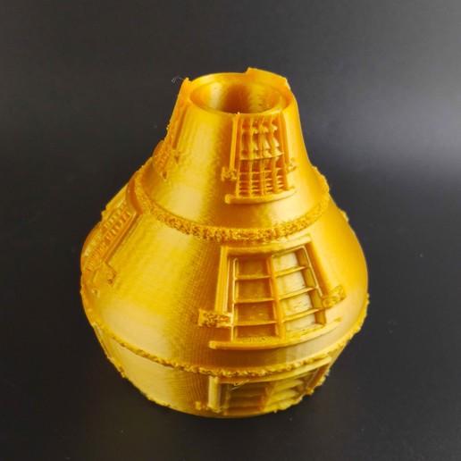 IMG_20200718_152314.jpg Télécharger fichier STL X86 Mini vase collection  • Objet imprimable en 3D, motek