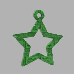 15.png Télécharger fichier STL gratuit Etoile creuse  • Plan pour imprimante 3D, motek