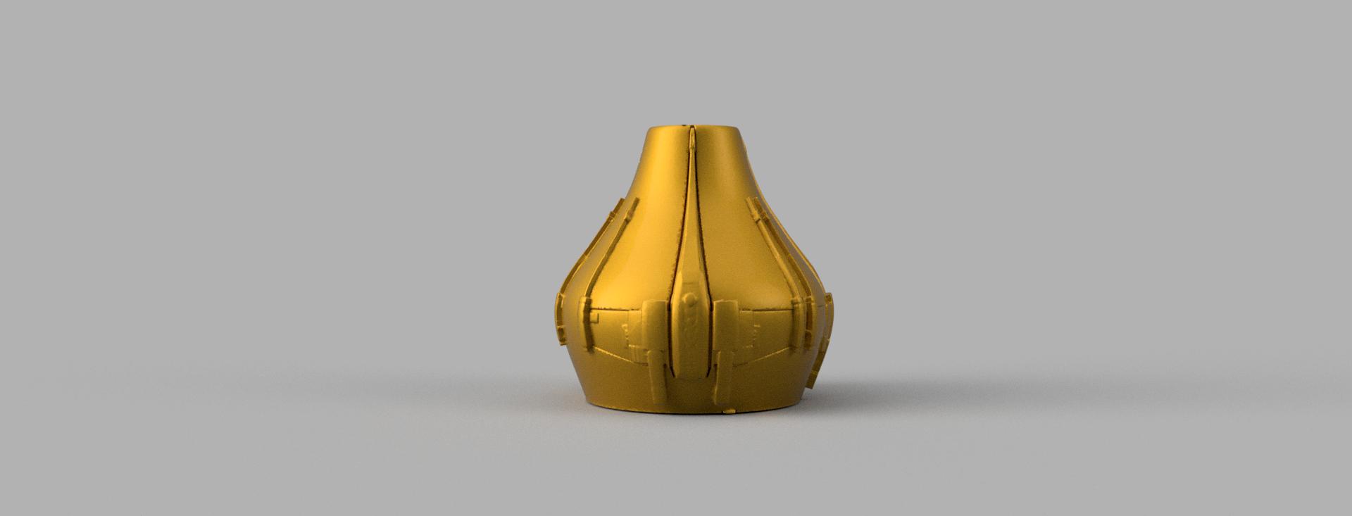 Vase xwing .png Télécharger fichier STL X86 Mini vase collection  • Objet imprimable en 3D, motek